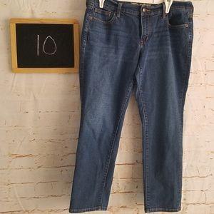 Old Navy Boyfriend Jeans Size 10